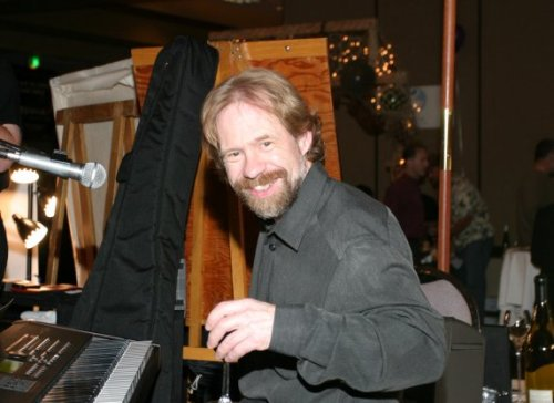 Mark Sloniker at Taste of the Nation in 2004